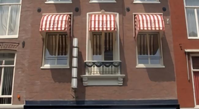 ホテル ベリングトン - アムステルダム - 建物