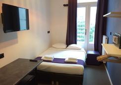 ホテル ベリングトン - アムステルダム - 寝室