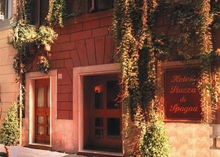 ホテル ピアッツァ ディ スパーニャ