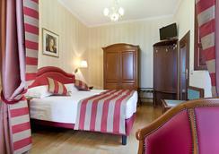 ホテル ピアッツァ ディ スパーニャ - ローマ - 寝室