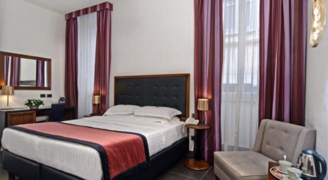 Navona Colors Hotel - ローマ - 寝室