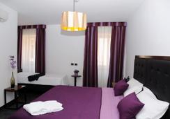 ナヴォーナ カラーズ ホテル - ローマ - 寝室