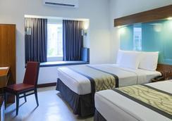 マイクロテル バイ ウィンダム UP テクノハブ - Quezon City - 寝室