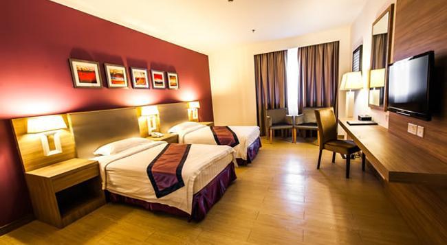 バディア ホテル - Bandar Seri Begawan - 寝室