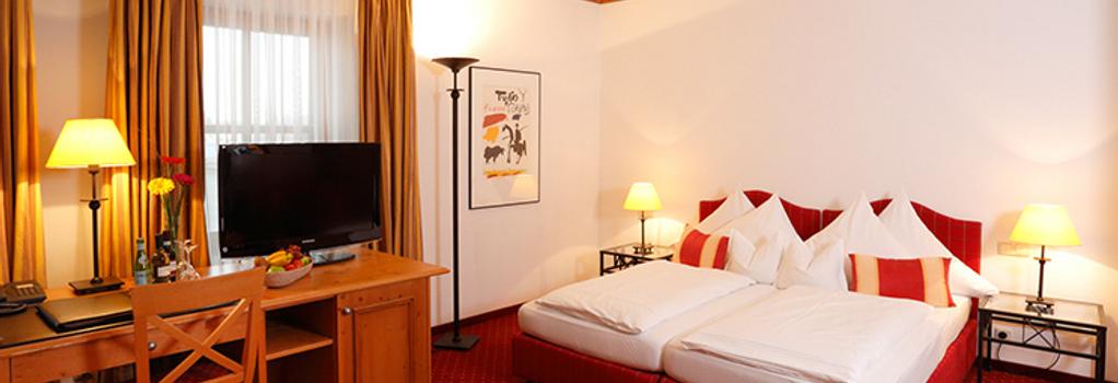 ホテル オーバーマイヤー - ミュンヘン - 寝室
