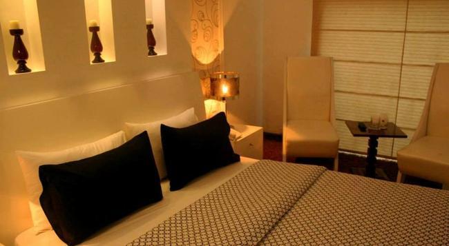 Lahore Continental Hotel - ラホール - 寝室