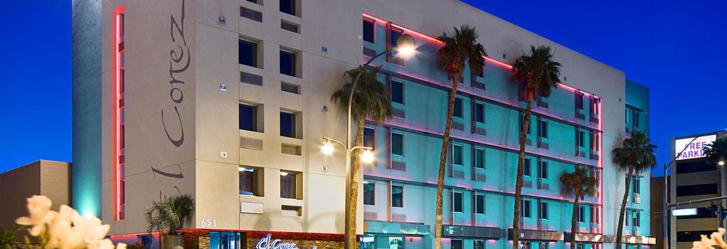 エル コルテス ホテル & カジノ - ラスベガス - 建物