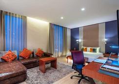 ホテル ソロ スクンビット2 バンコク - バンコク - 寝室