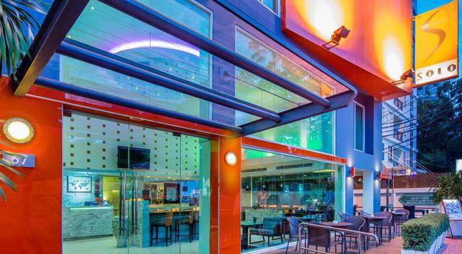 ホテル ソロ スクンビット2 バンコク - バンコク - 建物