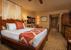 Disney's Animal Kingdom Villas - Jambo House - レイク・ブエナ・ビスタ - 寝室