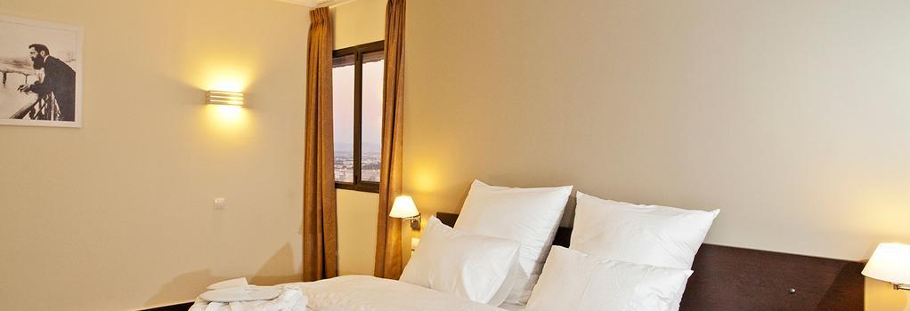 Theodor Hotel - ハイファ - 寝室