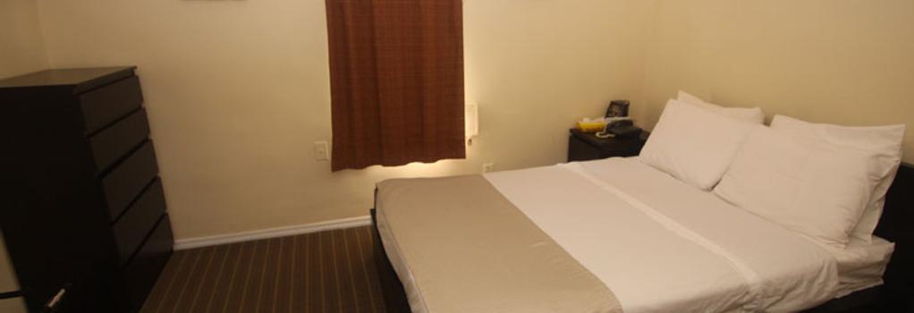Midwood Suites Brooklyn - ブルックリン - 寝室