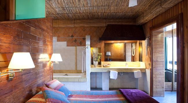 ホテル キンドス - レオン - 寝室