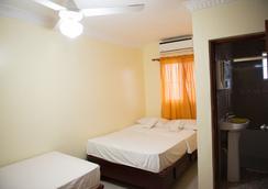 Tropical Island Aparthotel - サントドミンゴ - 浴室