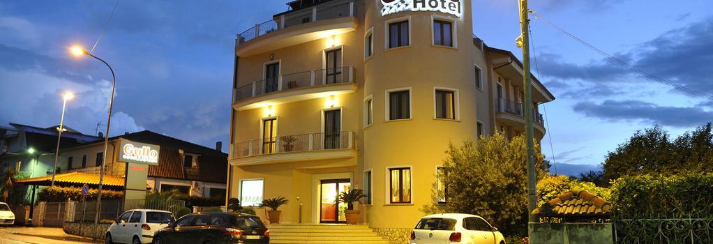 Gullo Hotel - ラメーツィア・テルメ - 建物