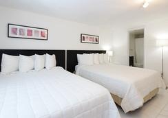ニュー ポイント マイアミ ビーチ アパートメント - マイアミ・ビーチ - 寝室