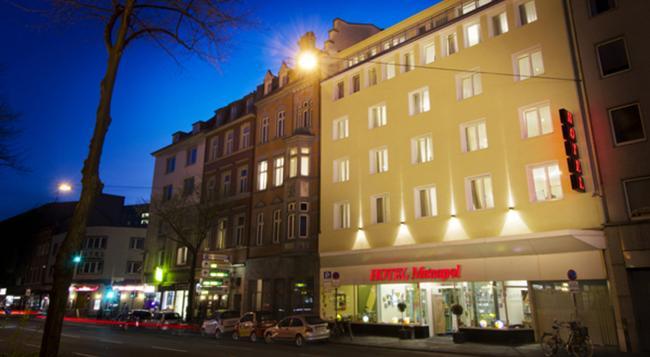 ホテル モノポール - デュッセルドルフ - 建物