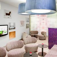 インターシティホテル ウィーン IntercityHotel Wien, Austria - Lounge