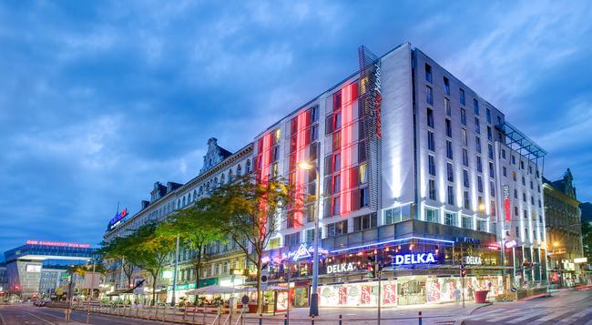 インターシティホテル ウィーン - ウィーン - 建物