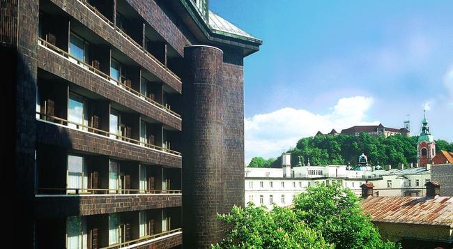 グランド ホテル ユニオン ビジネス - リュブリャナ - 建物