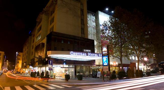セントラル ホテル - リュブリャナ - 建物