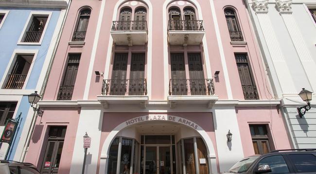ホテル プラザ デ アルマス オールド サン フアン - サン・フアン - 建物