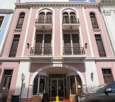 ホテル プラザ デ アルマス オールド サン フアン