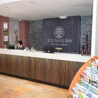 ホテル プラザ デ アルマス オールド サン フアン Reception