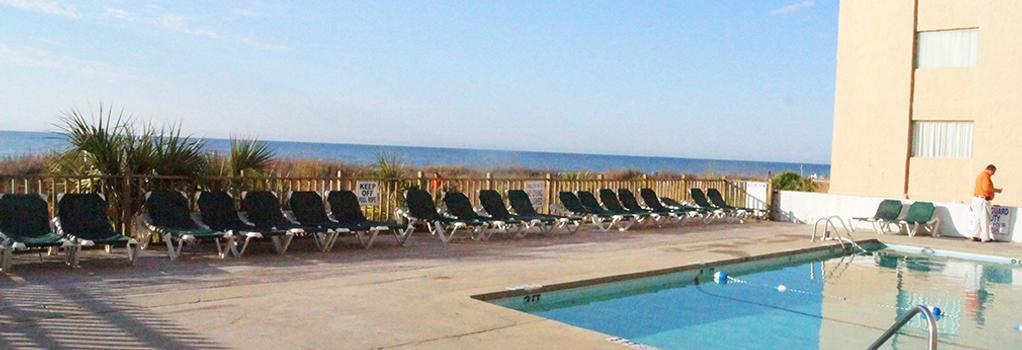 Ocean Plaza Motel - マートル・ビーチ - プール