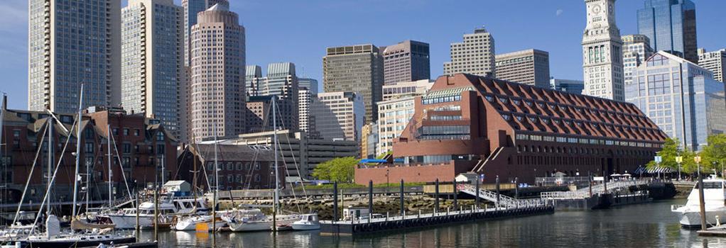 ボストン マリオット ロング ワーフ - ボストン - 建物