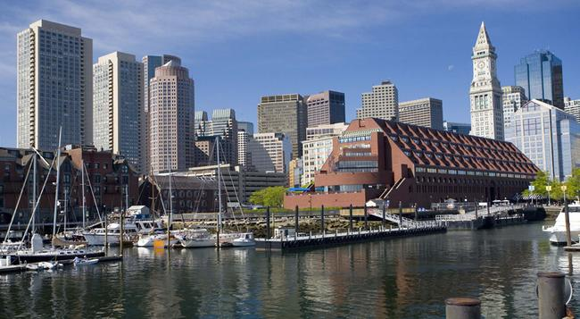 Boston Marriott Long Wharf - ボストン - 屋外の景色