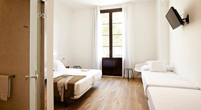 Som Nit Born - バルセロナ - 寝室