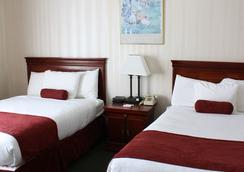 グランド ロイヤル ホテル - ビンガムトン - 寝室