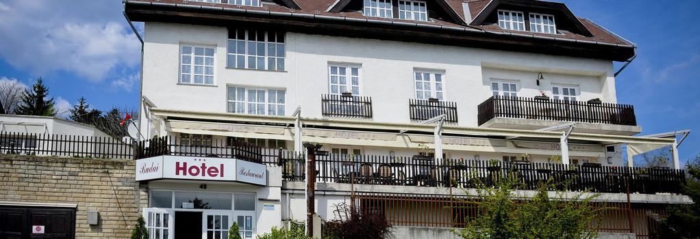 ブダイ ホテル - ブダペスト - 建物