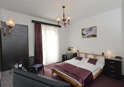 ブダイ ホテル - ブダペスト - 寝室