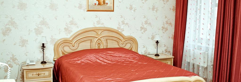 Hotel Gubernskaya - Kirov - 寝室