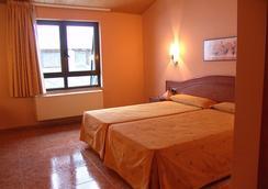 ホテル セルボル - Andorra la Vella - 寝室