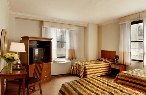 ホテル ペンシルバニア - ニューヨーク - 寝室