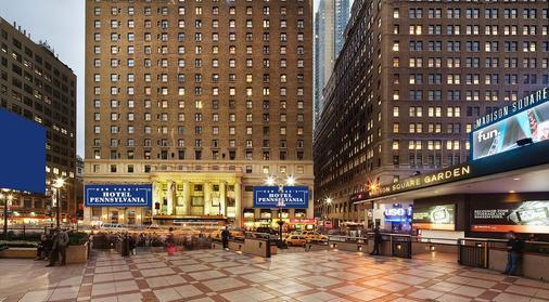 ホテル ペンシルバニア - ニューヨーク - 建物