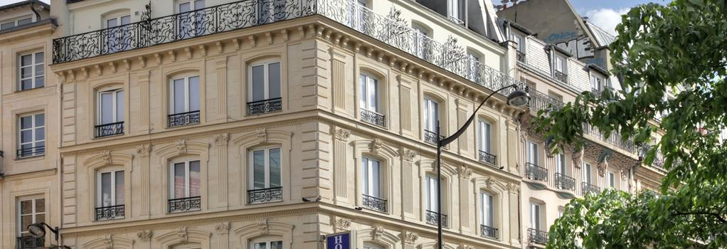 コンタクト オテル アリゼ モンマルトル - パリ - 建物