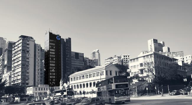 レジデンス G ホンコン バイ ホテル G - 香港 - 建物