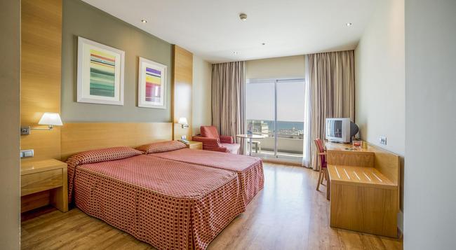Hotel Gandía Palace - Gandia - 寝室