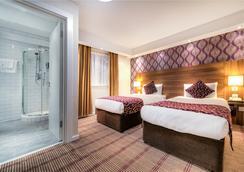 シティ コンチネンタル ロンドン ケンジントン - ロンドン - 寝室