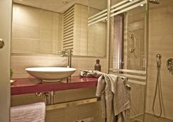 ホテル ノヴス - アテネ - 浴室