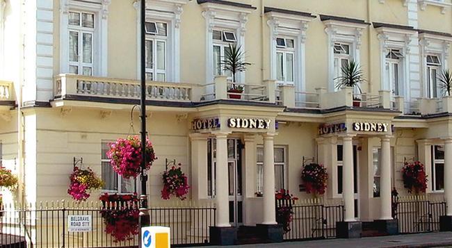 シドニー ホテル ロンドン ビクトリア - ロンドン - 建物