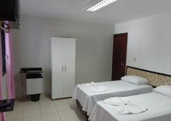 Pousada Damasco - ブラジリア - 寝室