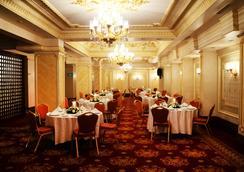 デラックス ゴールデン ホーン スルタンアフメット ホテル - イスタンブール - レストラン