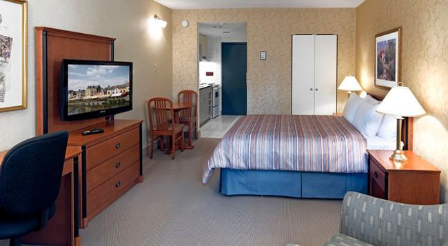 ラパルトマン オテル - モントリオール - 寝室