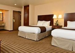 イエローストーン ウエスト ゲート ホテル - ウエスト・イエローストーン - 寝室