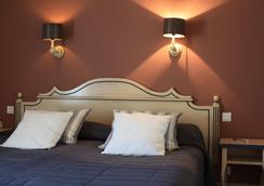 マス ド ラ セナンコール - ゴルド - 寝室